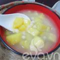 Bếp Eva - Giản dị với chè ngô khoai lang