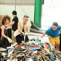 Thời trang - Project Runway 'xả' thí sinh vào bãi rác