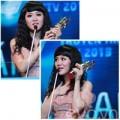 Làng sao - Văn Mai Hương bất ngờ giành giải HTV Awards