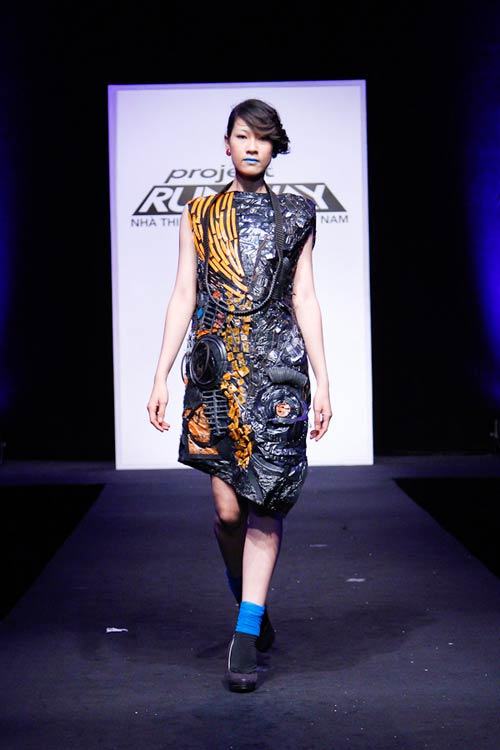 project runway 'thoi hon' vao rac thai - 13
