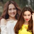 Làm đẹp - Sao Việt cực duyên với tóc ngôi giữa