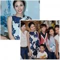 Làng sao - Vân Trang bật mí về thời nghịch ngợm