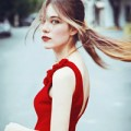 Thời trang - Hi Eva: Chiếc váy đỏ của tôi