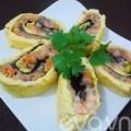 Bếp Eva - Trứng cuộn rong biển dễ làm