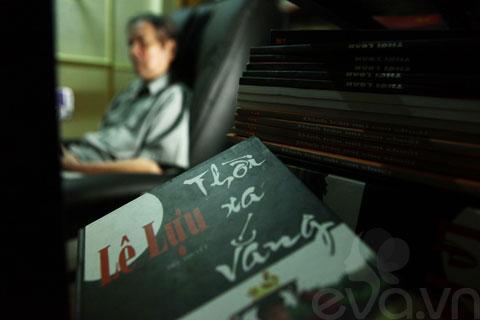 """nha van le luu: """"toi khong can thuong hai"""" - 3"""