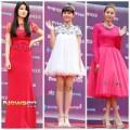 """Thời trang - """"Tiệc"""" thời trang màu sắc trên thảm đỏ Baeksang"""
