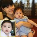 Làm mẹ - Con gái Phạm Quỳnh Anh xinh như búp bê