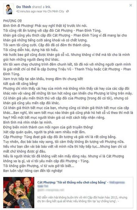 "hau cdhh: sao viet lanh lung ""ke toi"" nhau - 2"