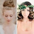 Làm đẹp - Hai kiểu tóc đẹp dịu dàng cho cô dâu