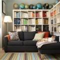 Nhà đẹp - 15 chiêu trữ sách siêu gọn cho các mẹ