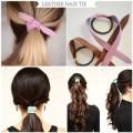 Thời trang - Eva khéo tay: Chống nóng với phụ kiện xinh cho tóc