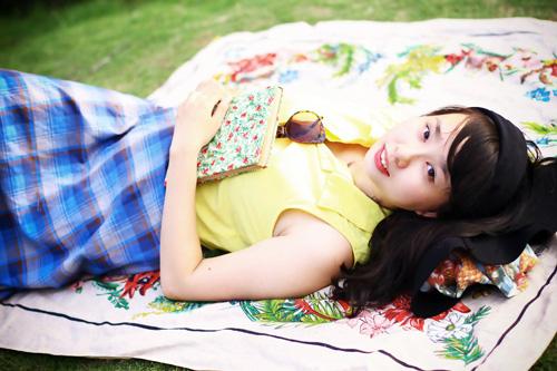 eva dep: co nang 'co dien' me picnic - 11