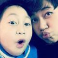 """Làng sao - """"Ngó trộm"""" con trai 7 tuổi của Khánh Linh"""