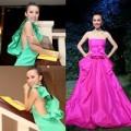 Thời trang - Huyền Ny lại chơi trội với váy áo hàng hiệu