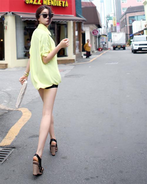 """vang chanh """"thoi bay"""" nang nong! - 9"""