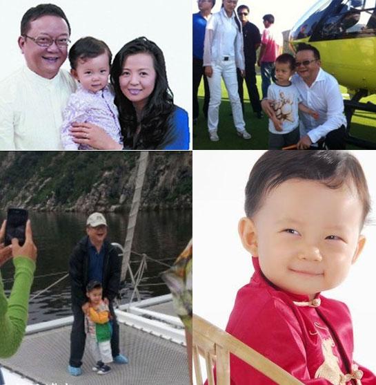 """con trai """"hoa dai nhan"""" cang lon cang dang yeu - 5"""