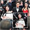 """Làng sao - Lý Nhã Kỳ """"đốt"""" 14 tỷ trên thảm đỏ Cannes"""