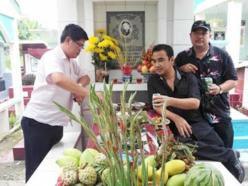 """nguong mo tinh ban """"keo son"""" cua sao viet - 1"""