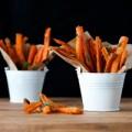 Bếp Eva - Cà rốt nướng dành cho bé ăn vặt