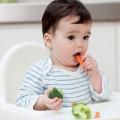 Làm mẹ - Món ngon an toàn cho bé tập ăn bốc