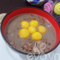 Bếp Eva - Chè đậu đỏ bí ngô thanh nhiệt