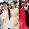 Thời trang - Chấm điểm thời trang sao Việt tại Cannes 2013