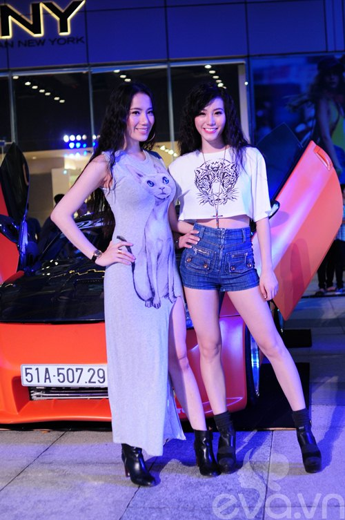 chi em chung thuc quyen khoe dang cuc nuot - 1