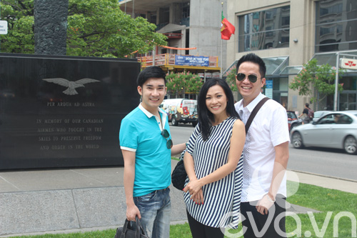 phuong thanh, quang ha that lac hanh ly tai canada - 6