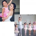 Làng sao - Yến Trang múa ballet cùng các bạn nhỏ