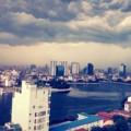 Tin tức - Cảnh báo: Hà Nội chuẩn bị có mưa dông rất lớn