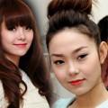 """Làm đẹp - Những kiểu tóc cực """"chất"""" của Minh Hằng"""