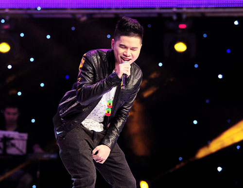 "the voice tap 2: ""at chu bai"" ve doi my linh - 1"