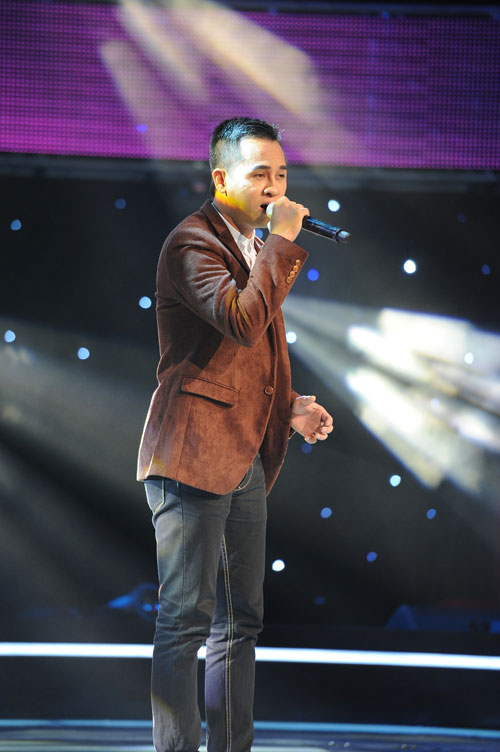 "the voice tap 2: ""at chu bai"" ve doi my linh - 5"