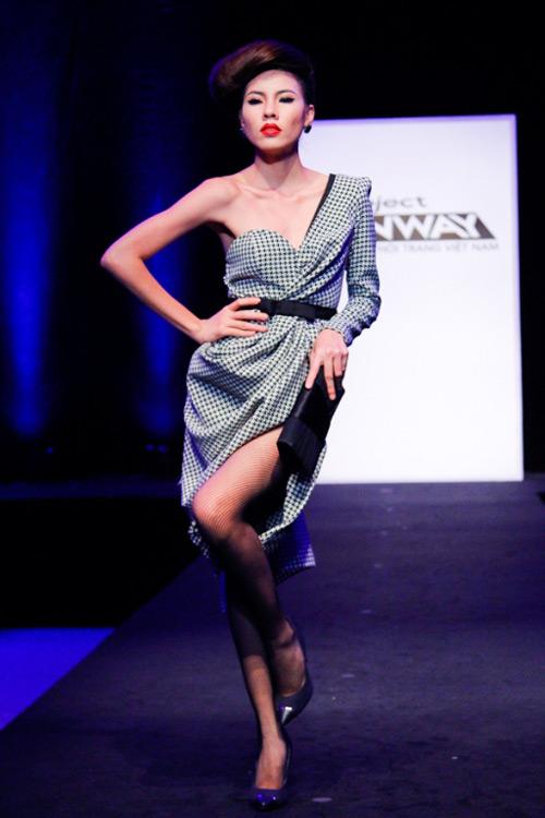 project runway: maya gay 'kho khan' cho thi sinh - 10