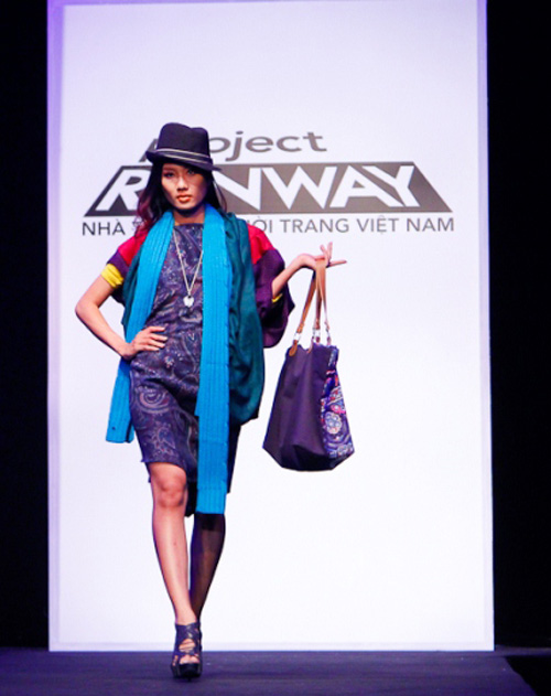 project runway: maya gay 'kho khan' cho thi sinh - 12