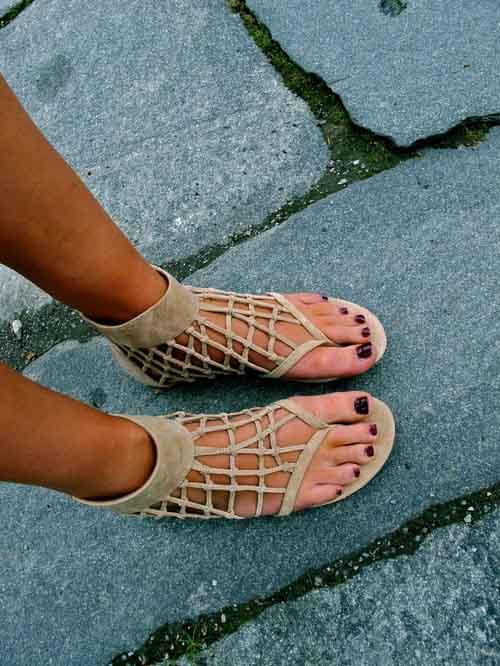 sandal cho mua di bien - 10