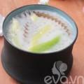 Bếp Eva - Chè bơ mít hạt é đập tan nắng hè