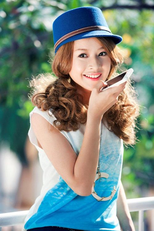 hot girl chi pu ke chuyen yeu hot boy - 1