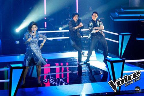 """phat sot"" vi doraemon cua the voice thai lan - 3"