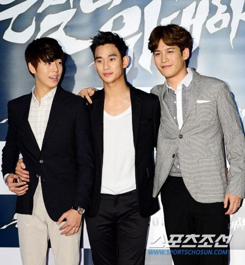 """""""thai vuong"""" bae yong joon tai xuat - 5"""
