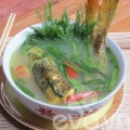 Bếp Eva - Canh riêu cá chép chua ngon