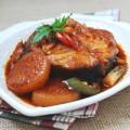 Bếp Eva - Cá kho củ cải kiểu Hàn cực ngon