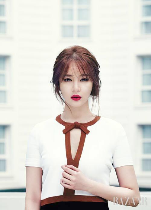 lo bo anh yoon eun hye chup hinh tai vn - 1
