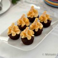 Bếp Eva - Cupcake sô cô la và cam cho bé nhân 1-6