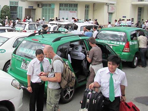 rut giay phep kd hang taxi khong chong gian lan cuoc - 1