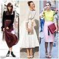 Thời trang - 3 kiểu váy giúp đôi chân chống chọi nắng nóng