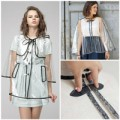 Thời trang - Eva khéo tay: Tự làm áo mưa thật thời trang
