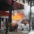 """Tin tức - Cây xăng cháy kinh hoàng """"bán chui"""" gần 3 năm"""