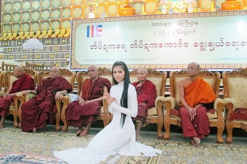 """truong thi may duoc de cu """"ngoi sao an chay hap dan"""" - 5"""