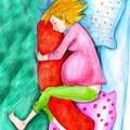 """Mang thai 6-9 tháng - """"Trợ thủ"""" đắc lực giúp mẹ bầu ngủ ngon"""